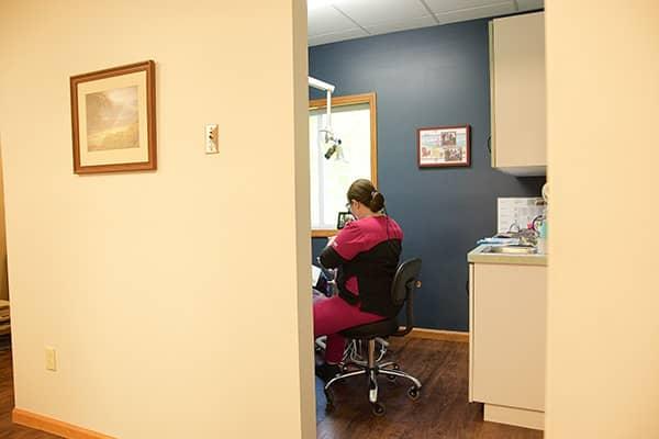 Hornfeck Family Dentistry team member