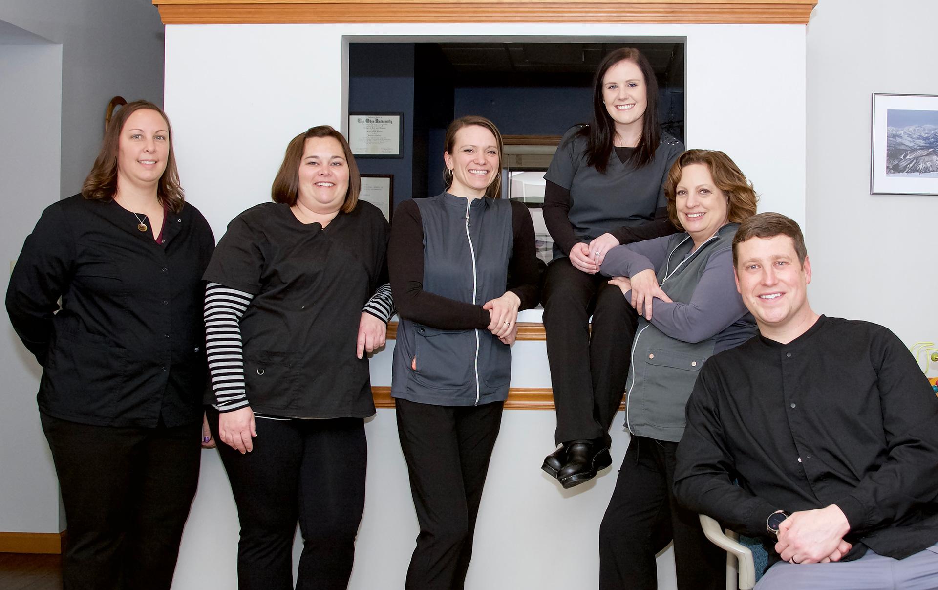 Hornfeck DDS Staff
